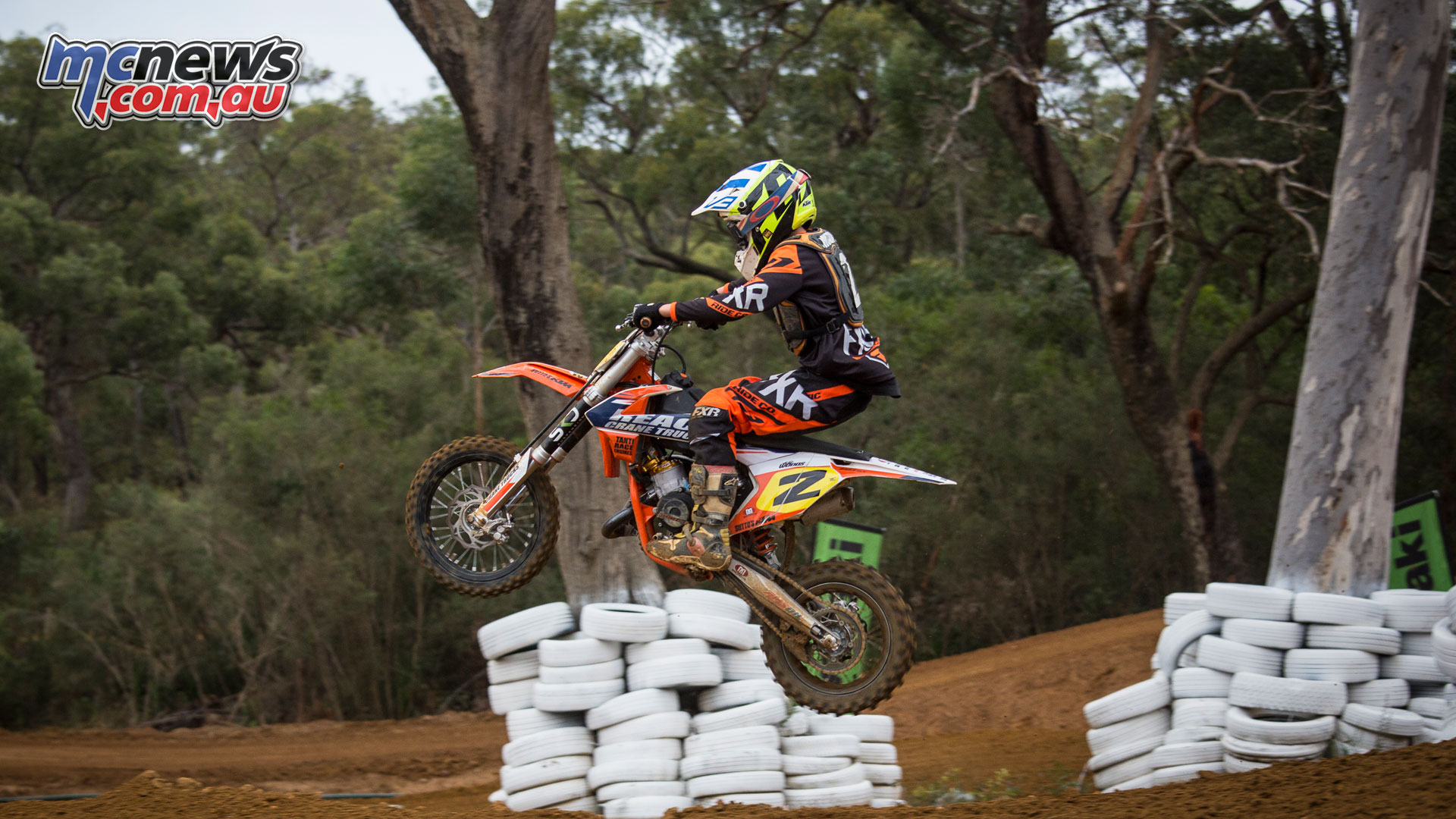 NSW State Motocross Ky Woods