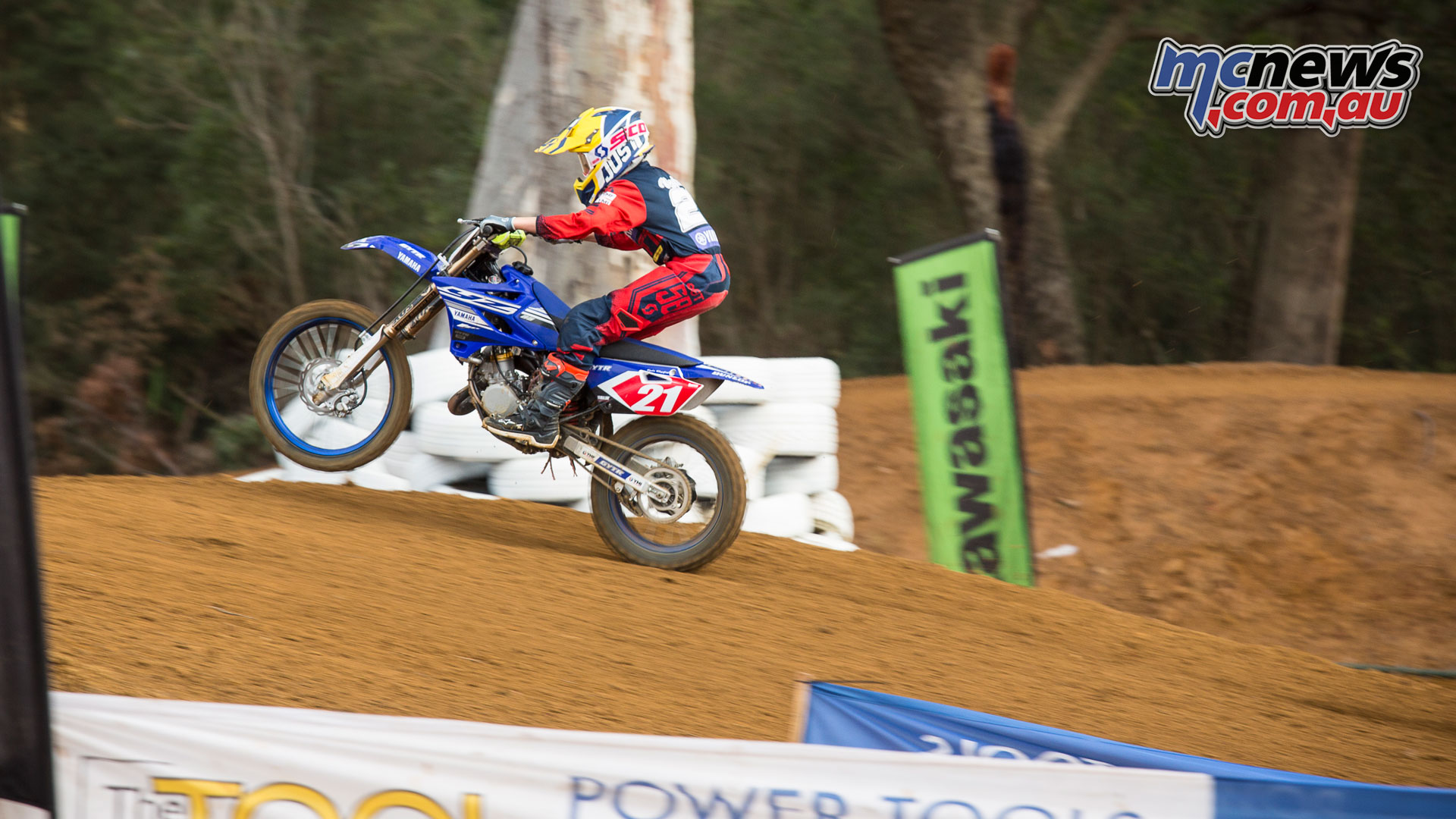 NSW State Motocross Ryder Kingsford