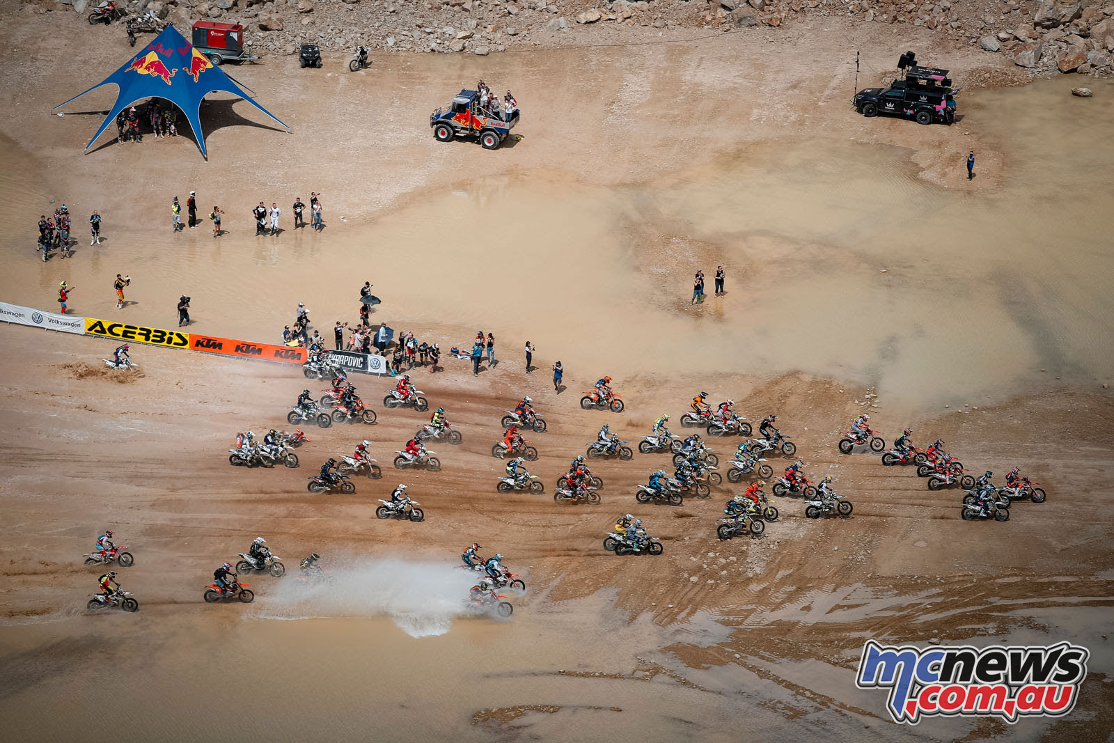 WESS Erzbergrodeo Hare Scramble Rnd Start