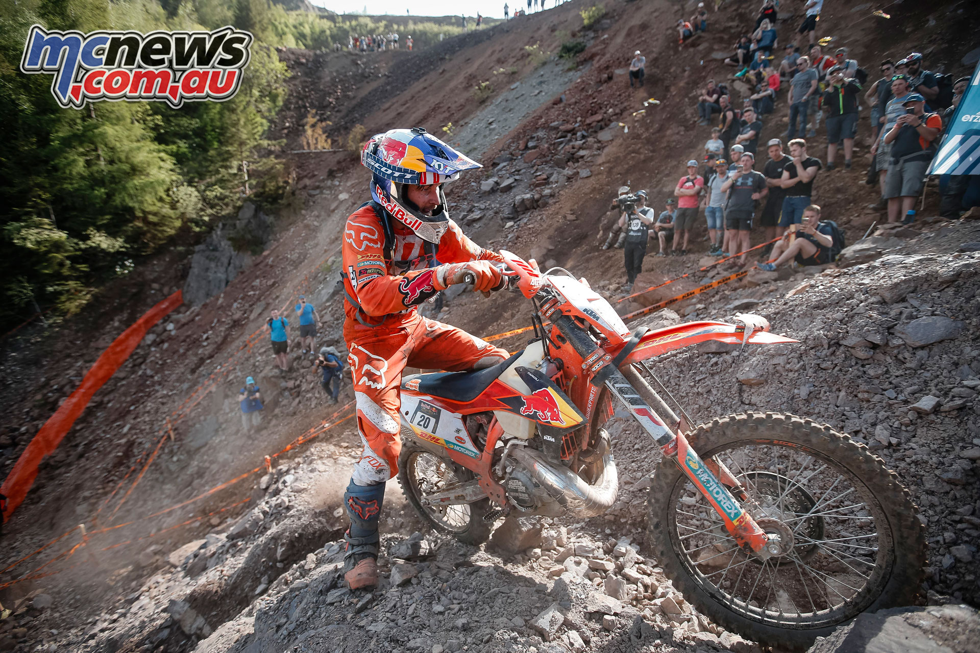 WESS Erzbergrodeo Hare Scramble Rnd Taddy Blazusiak