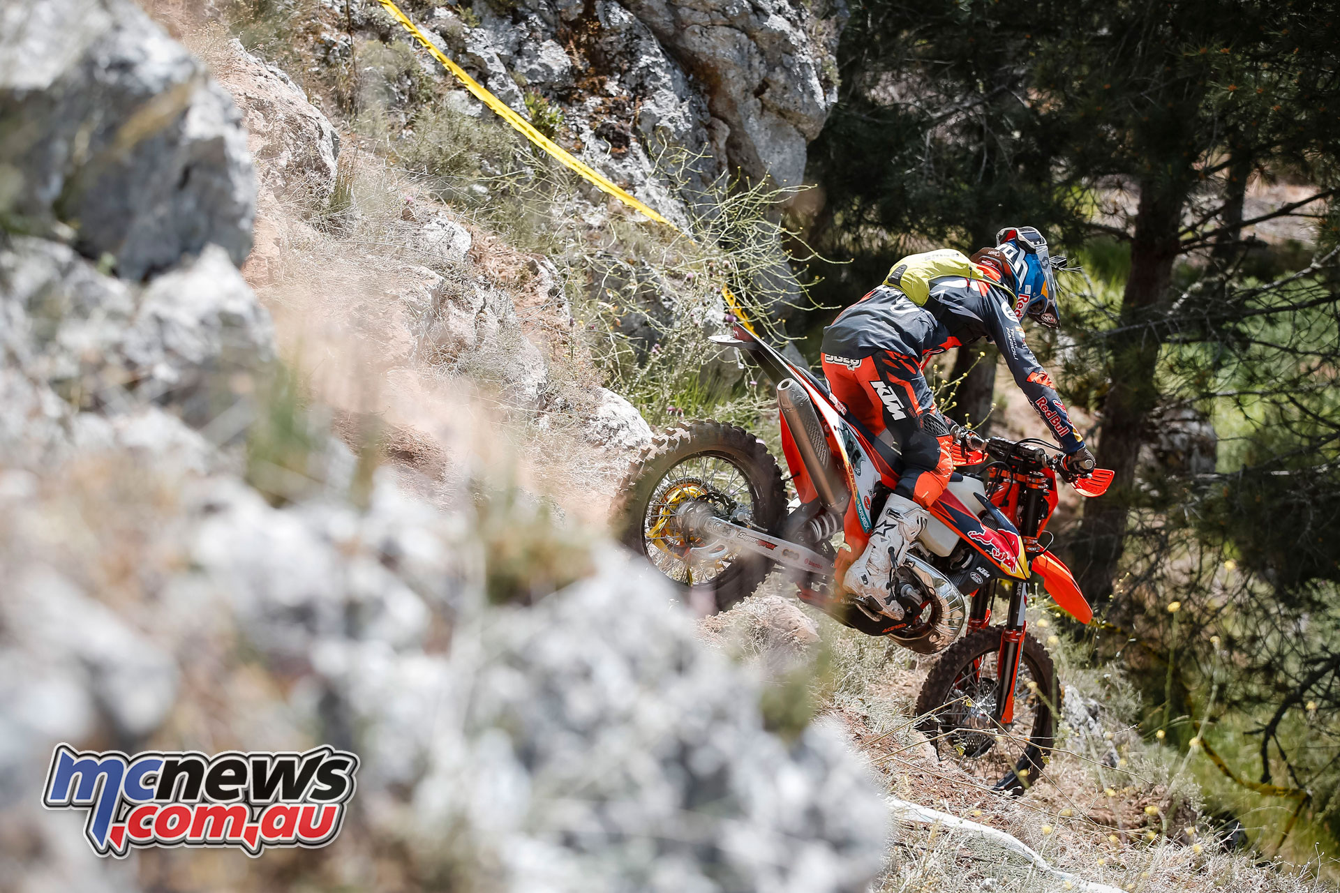 WESS Hixpania Hard Enduro Josep Garcia