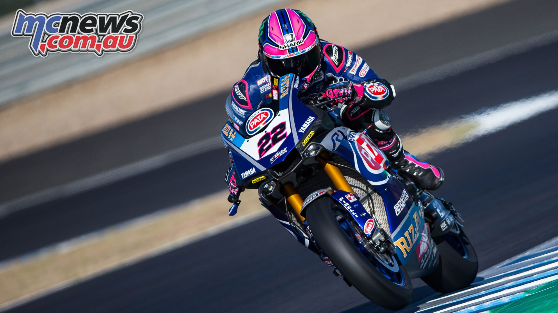 WSBK Rnd Jerez Sat Alex Lowes