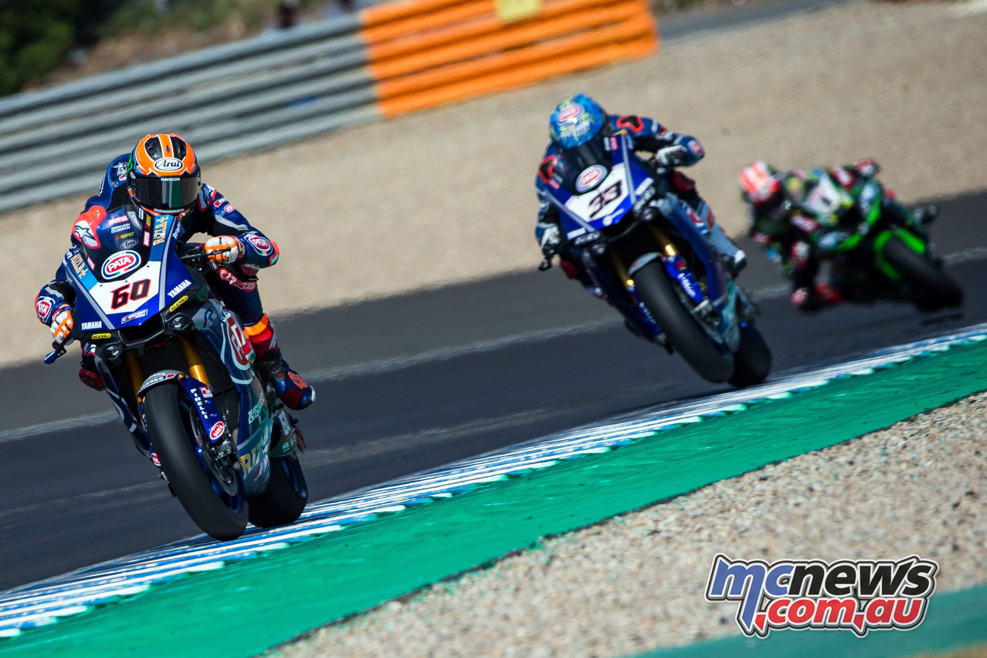 WSBK Rnd Jerez Sun Michael van der Mark