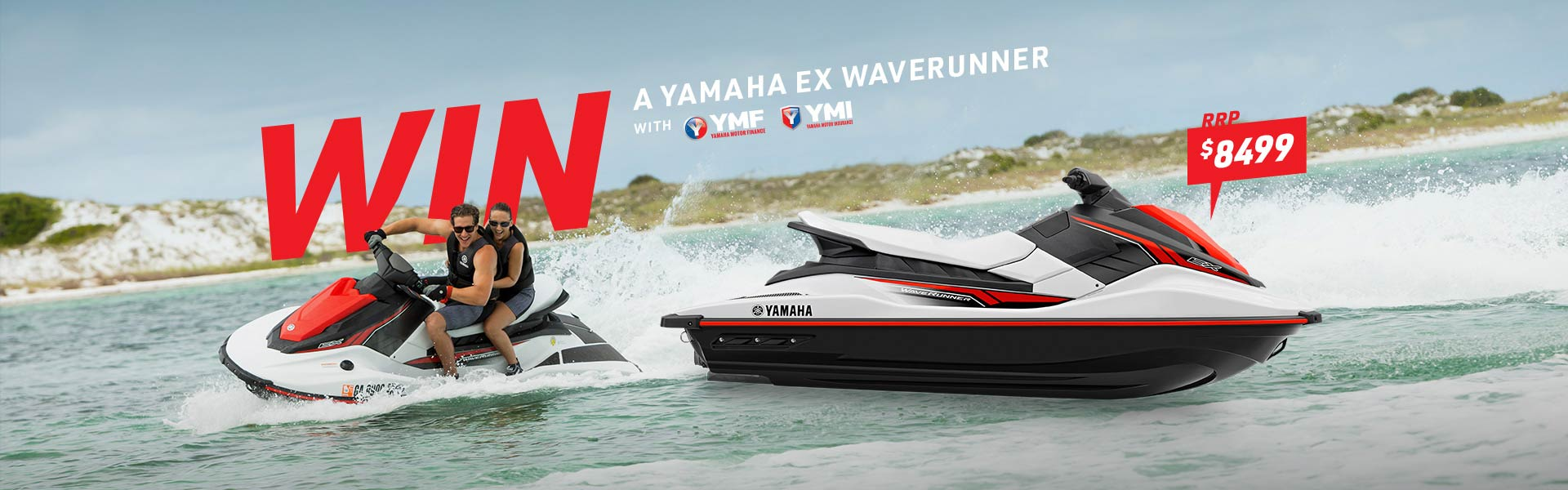 Yamaha WaveRunner EX Finance
