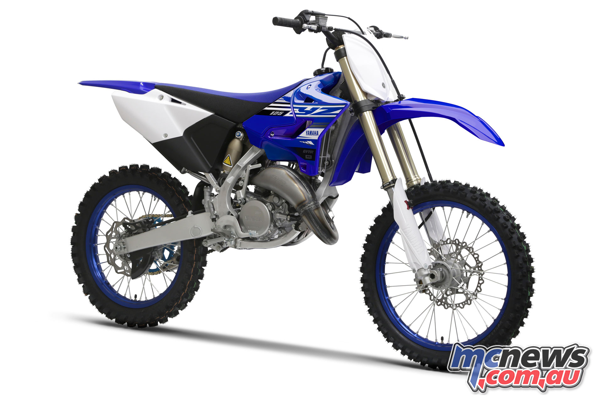 Yamaha YZ DPBSE AUS STU