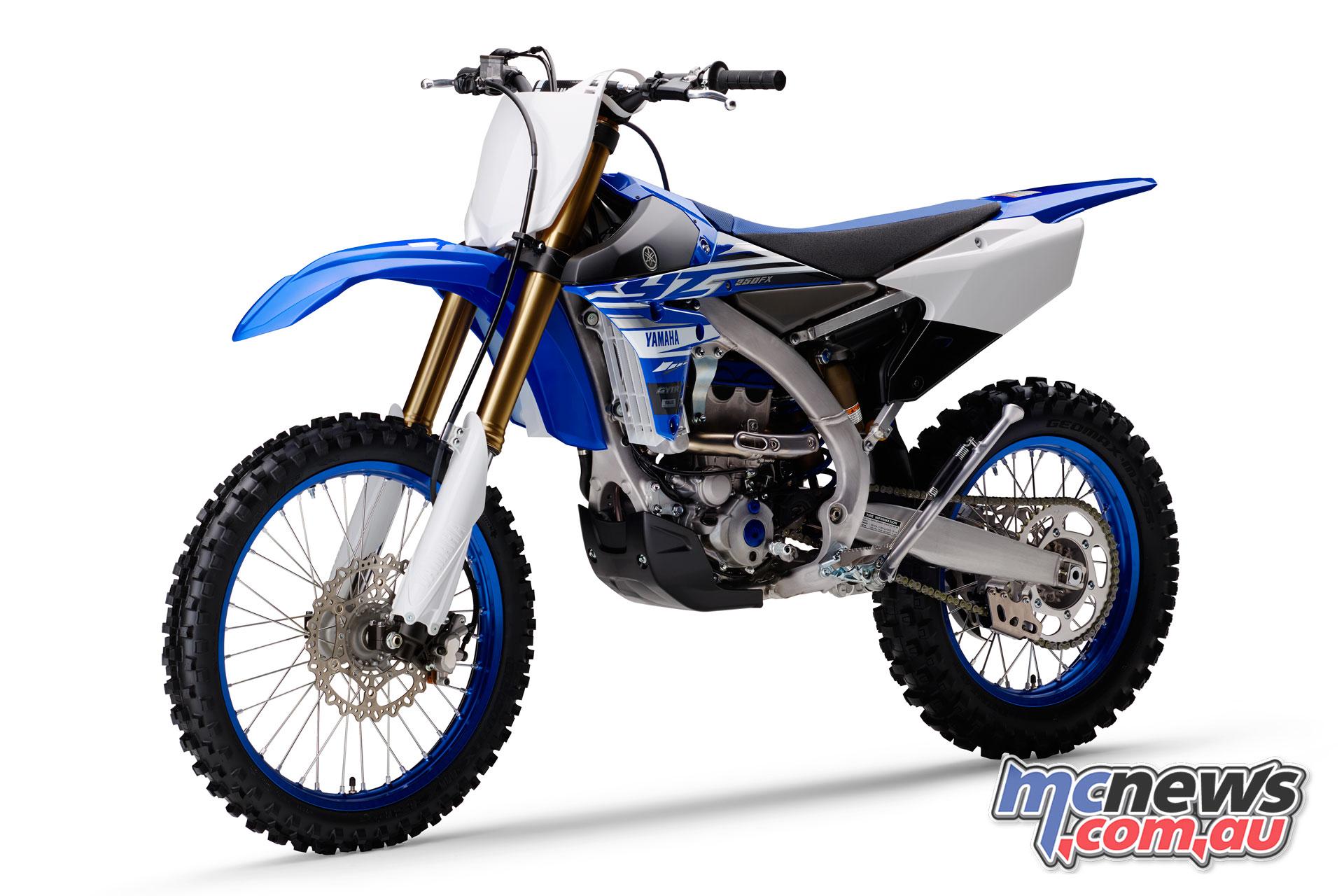 Yamaha YZFX DPBSE AUS STU