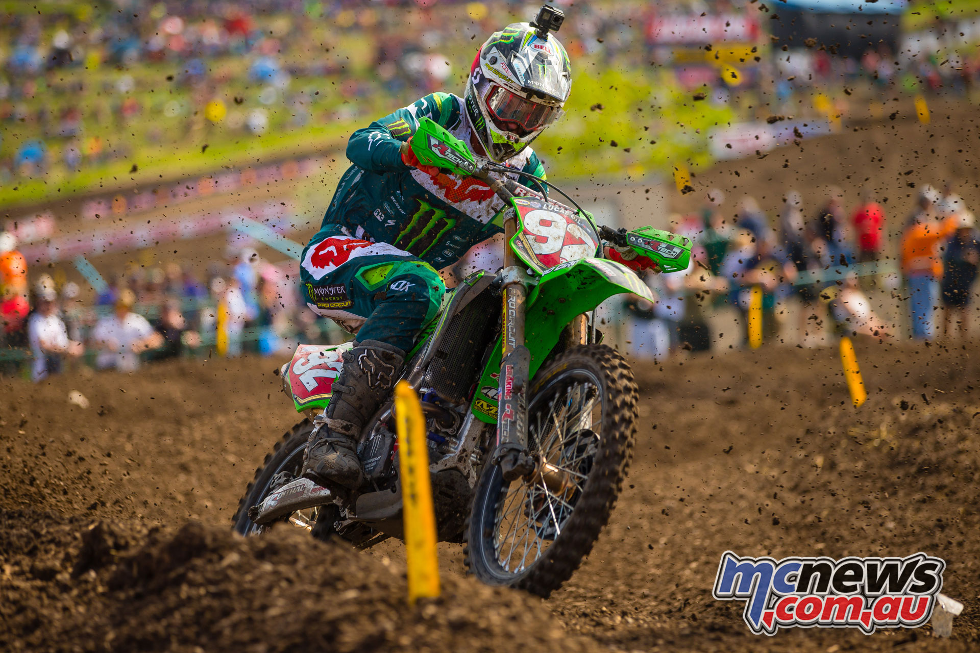 AMA MX Rnd Thunder Valley Cianciarulo JK MX Lakewood