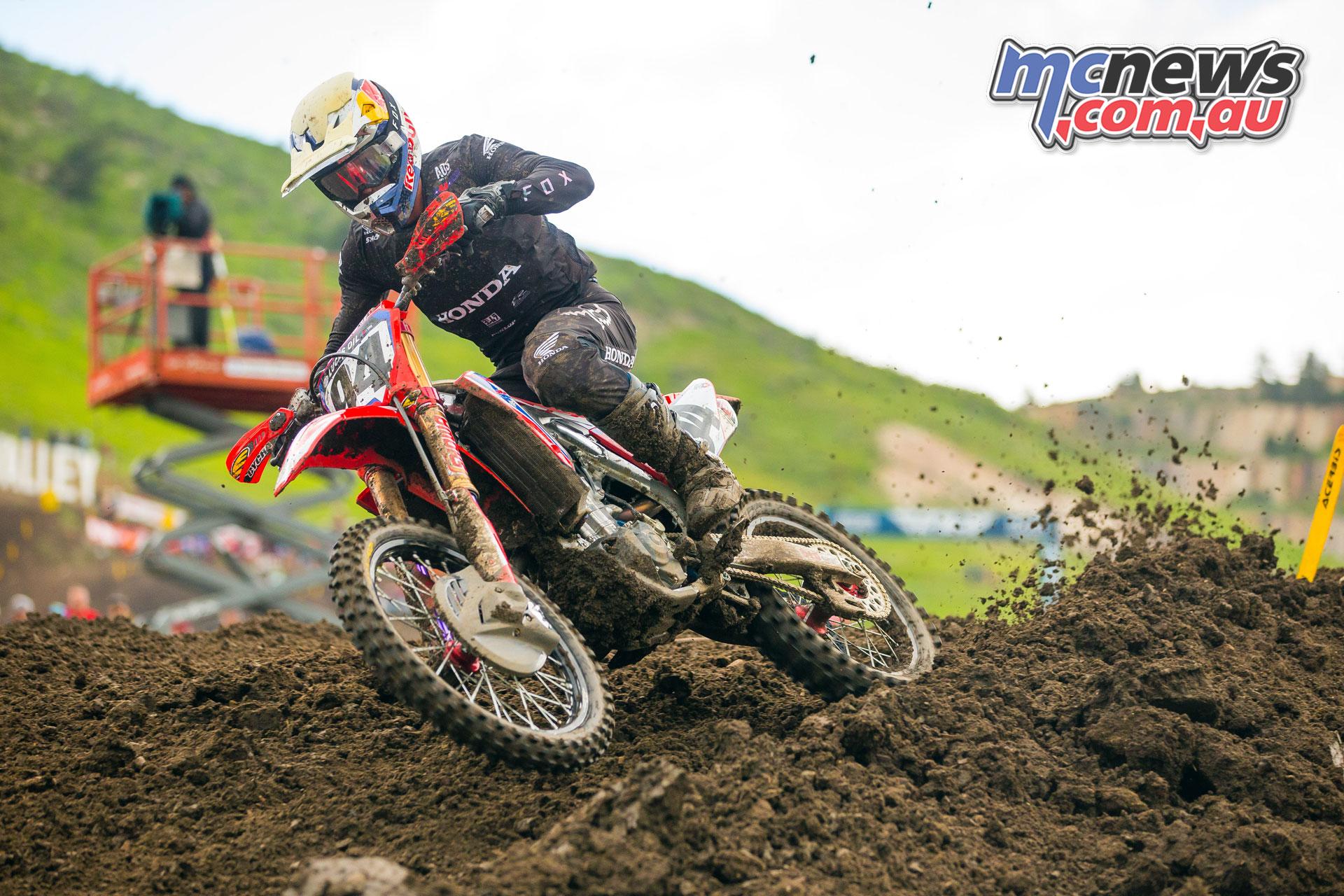 AMA MX Rnd Thunder Valley Roczen JK MX Lakewood