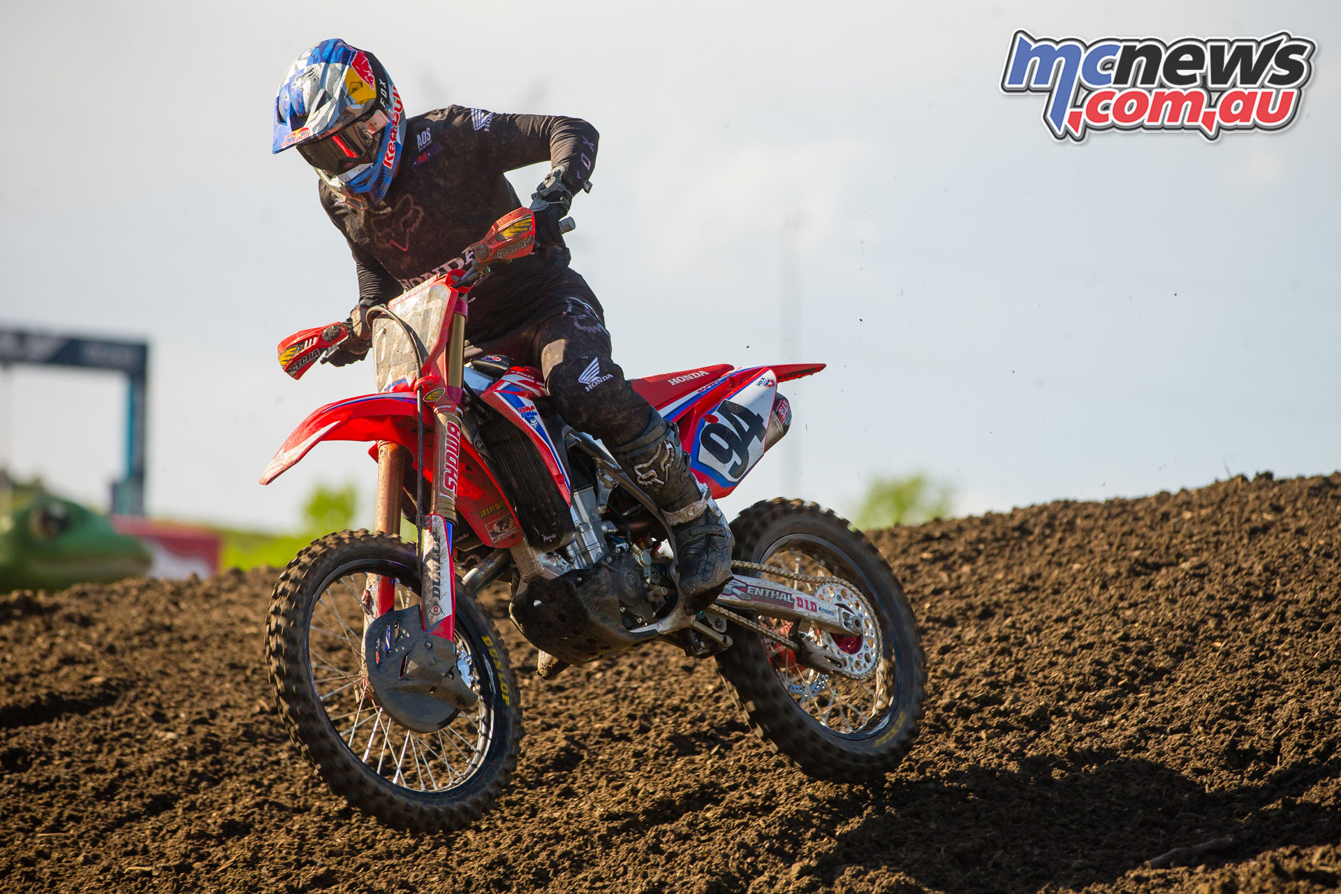 AMA MX Rnd Thunder Valley Roczen JK MX Lakewood