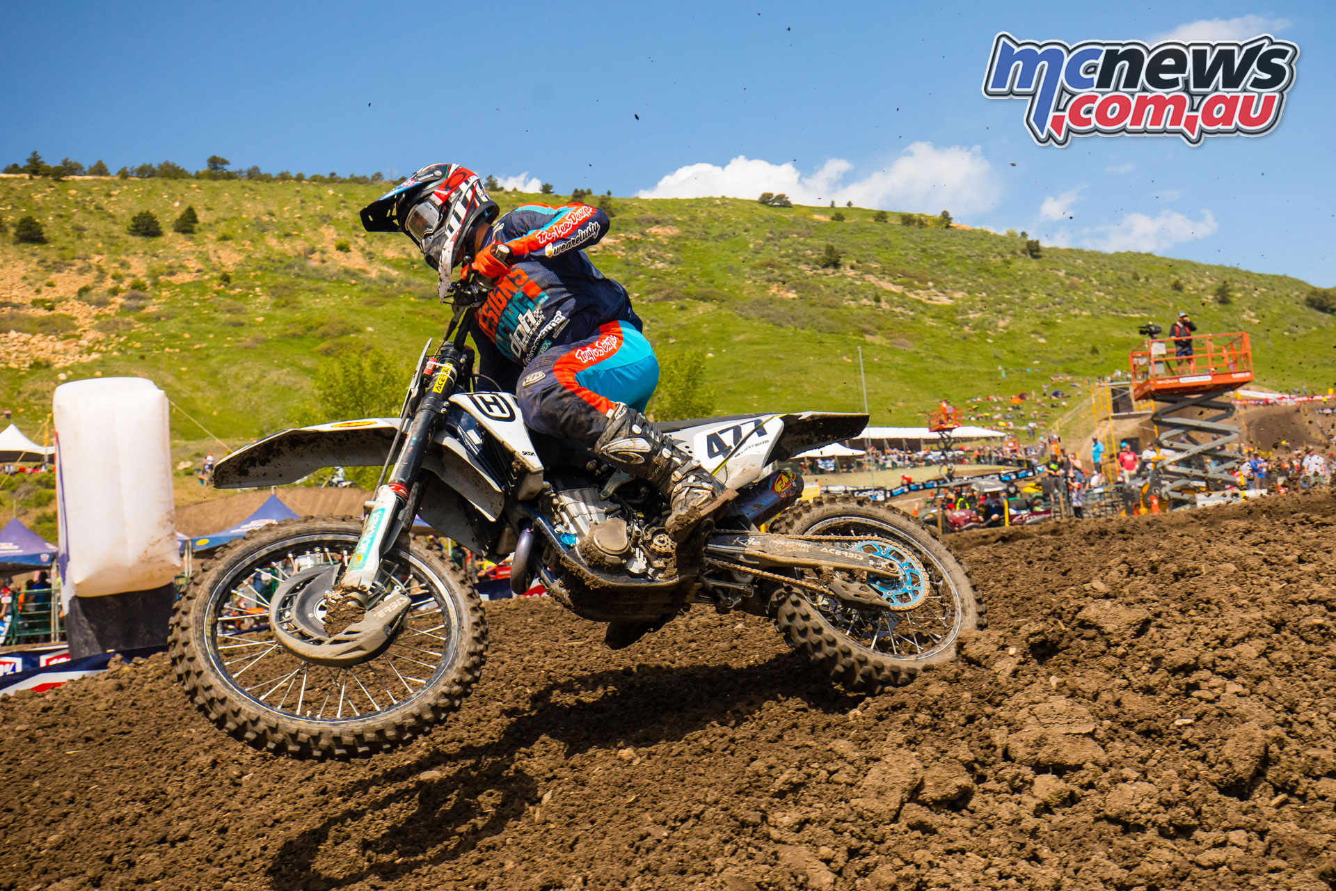 AMA MX Rnd Thunder Valley Todd Waters Privateers JK MX Lakewood