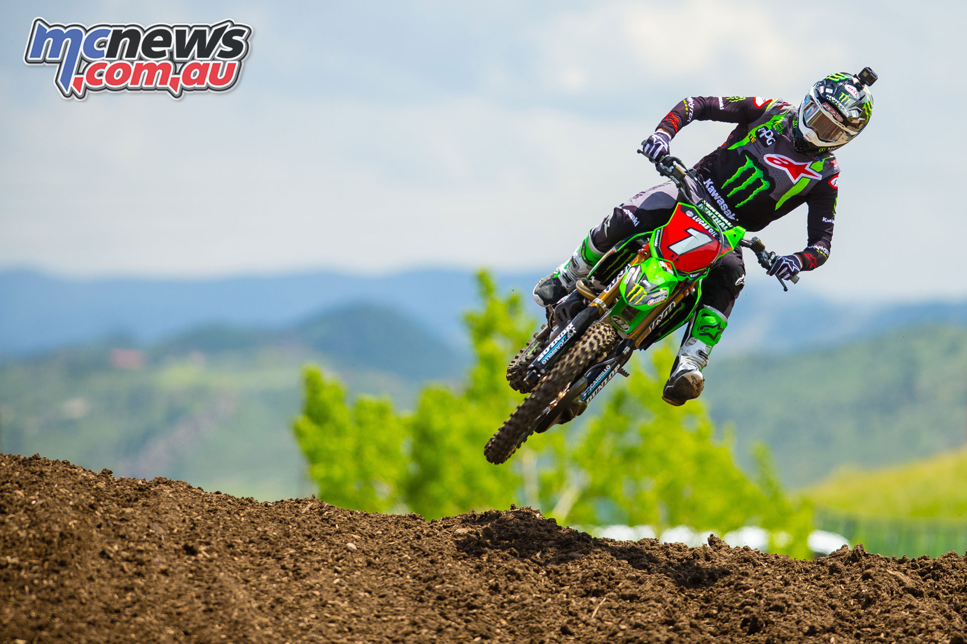 AMA MX Rnd Thunder Valley Tomac JK MX Lakewood