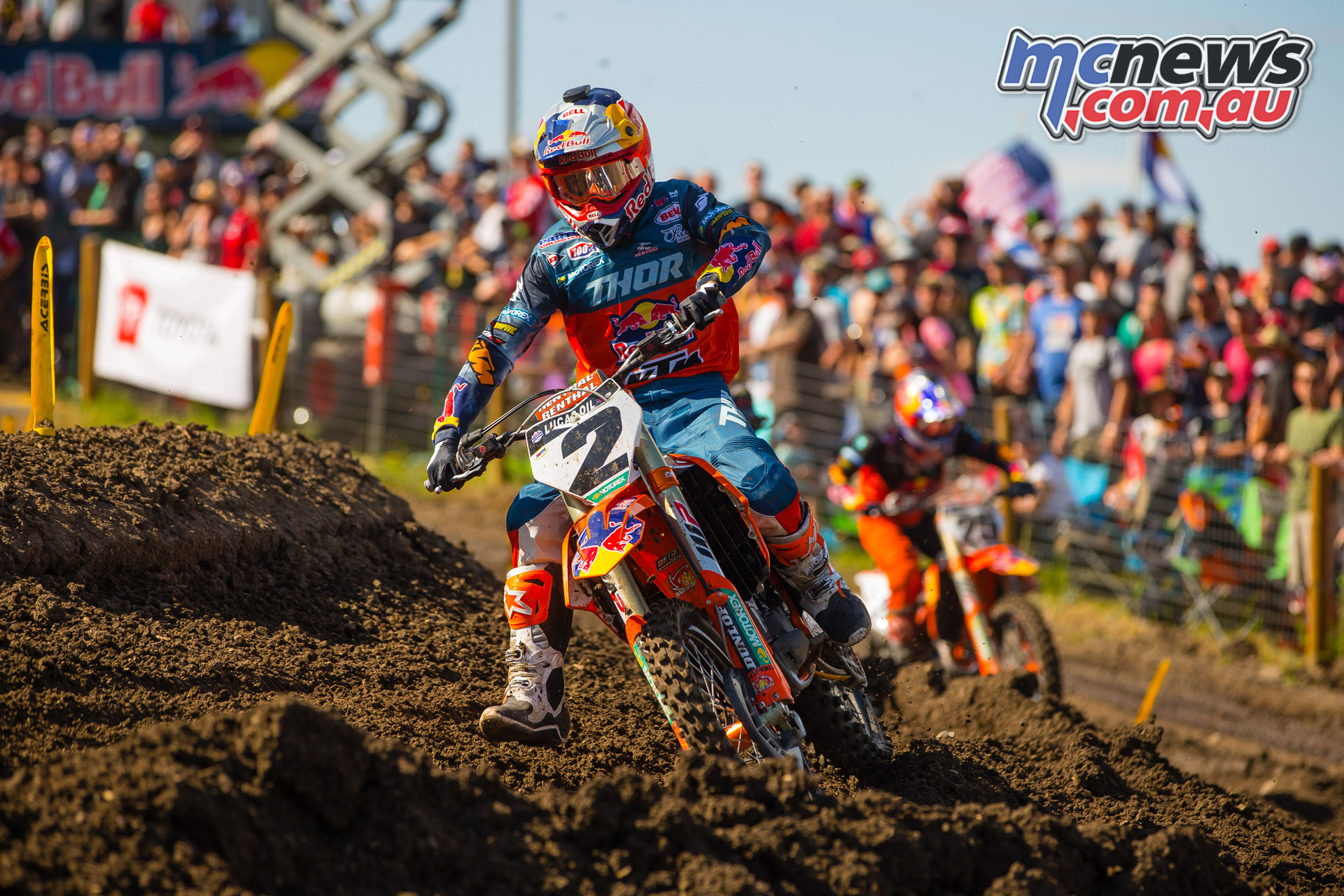 AMA MX Rnd Thunder Valley Webb JK MX Lakewood
