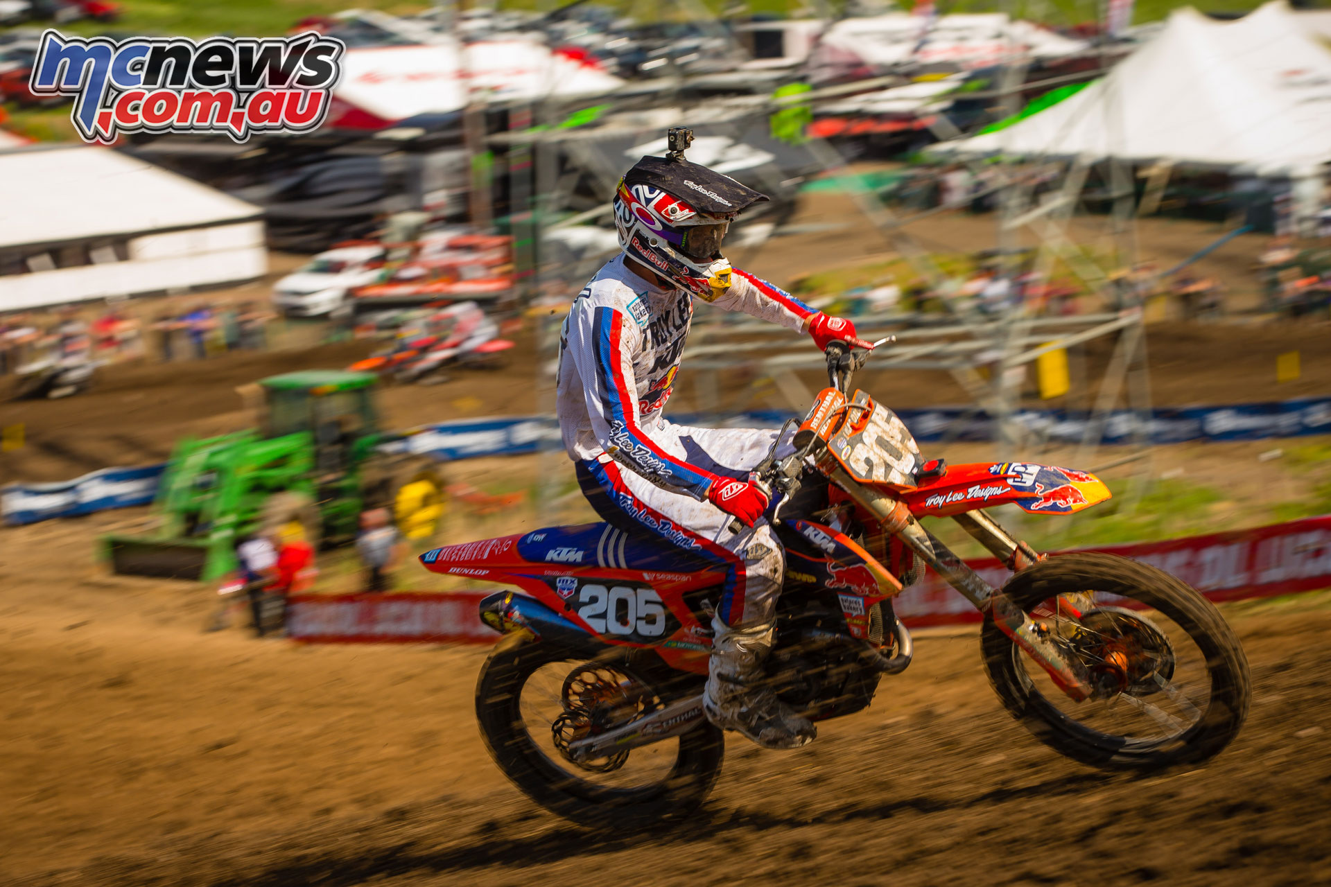 AMA MX Rnd Thunder Valley Wilson Todd Privateers JK MX Lakewood