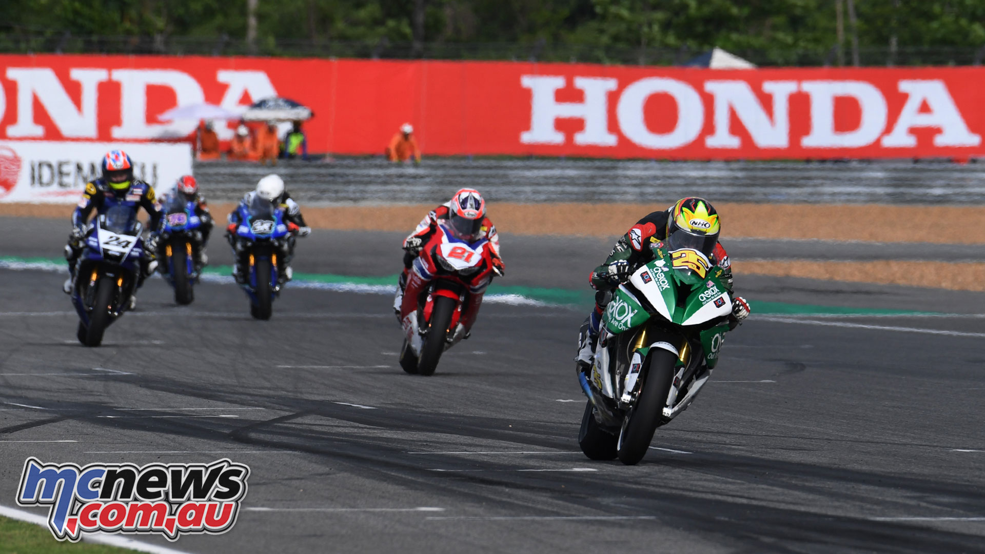 ARRC Rnd Chang Thai Azlan Shah Race Group