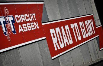 Assen Circuit Sign
