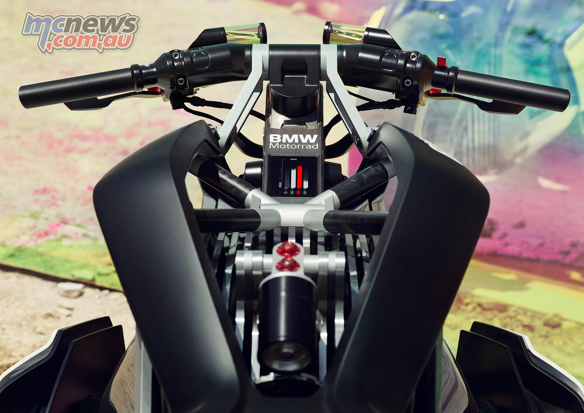 Bmw Motorrad Vision Dc Roadster Mcnews Com Au