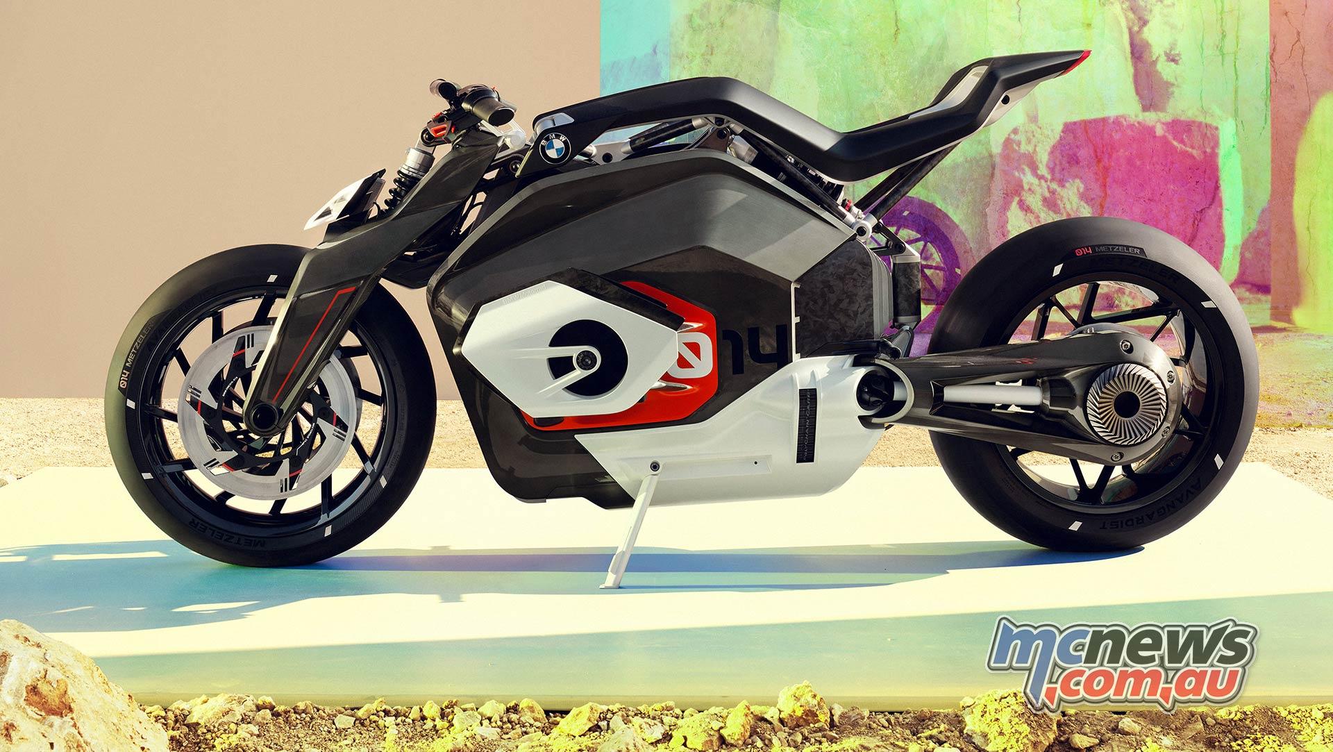 BMW Motorrad Vision DC Roadster Static
