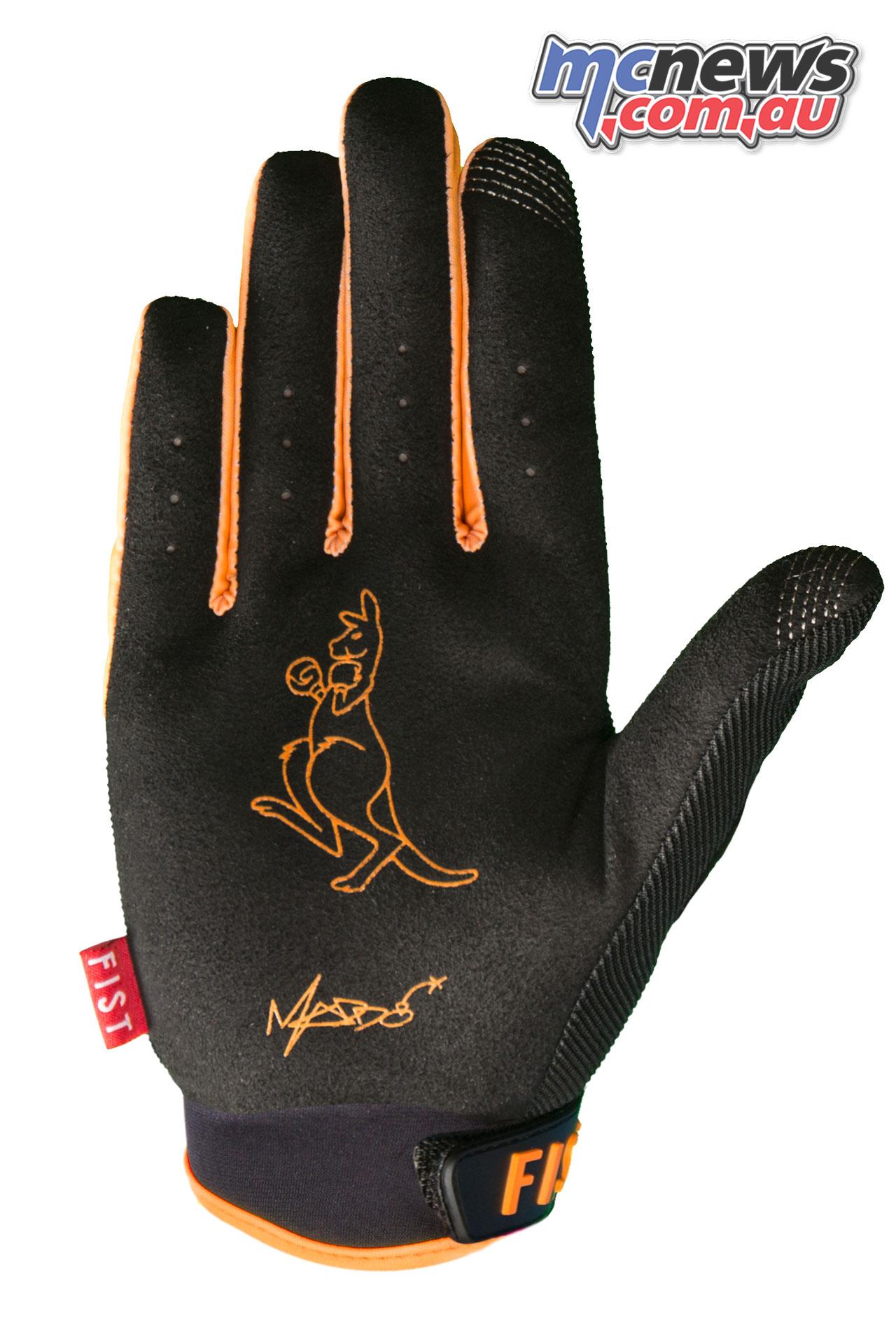 Fist Highlighter V Palm