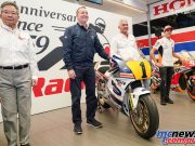 Honda th Road Racing Doohan Marquez Spencer Takahashi