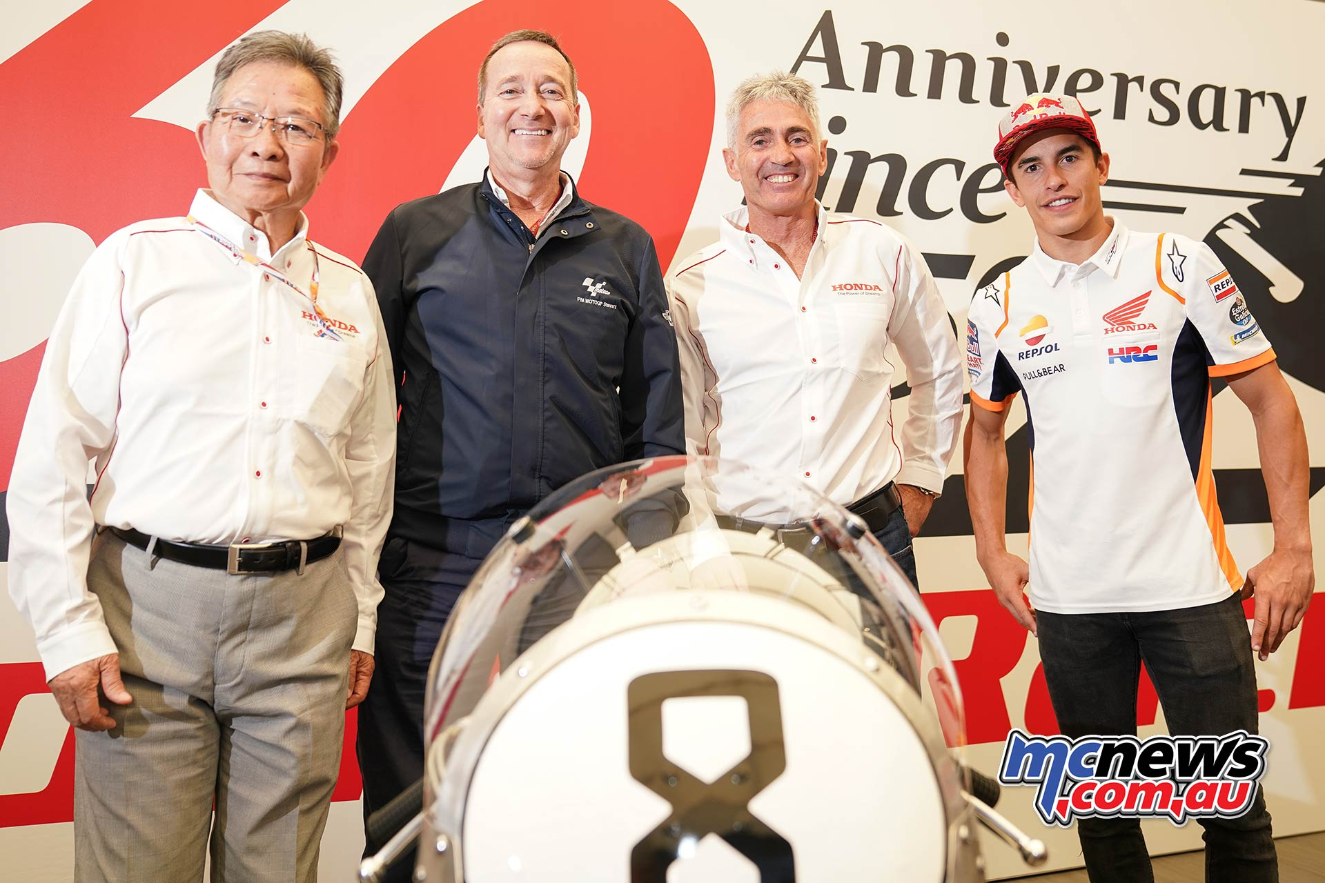 Honda th Road Racing Kunimitsu Takahashi Spencer Doohan Marquez