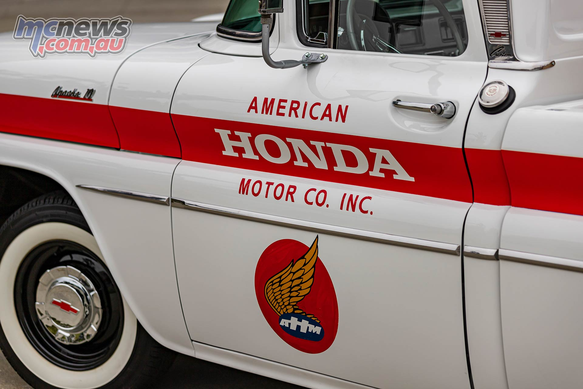 Honda th anniversary Chev Delivery Truck