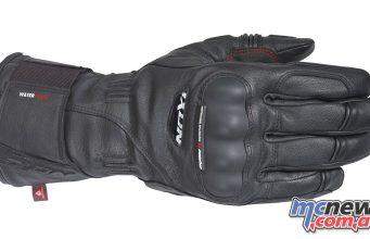 Ixon Winter Glove pro continental noir F