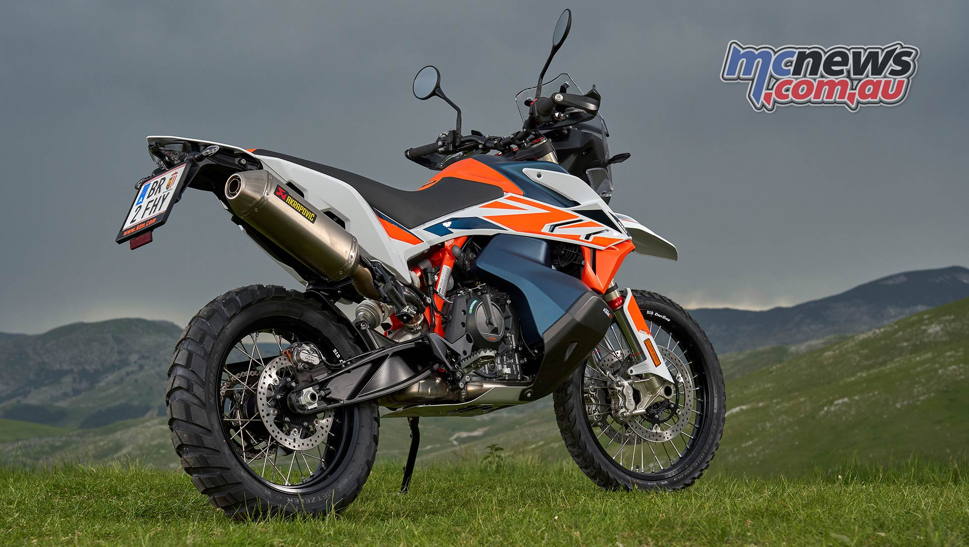 Ktm 790 Adventure Rally R Limited Edition 500 Units