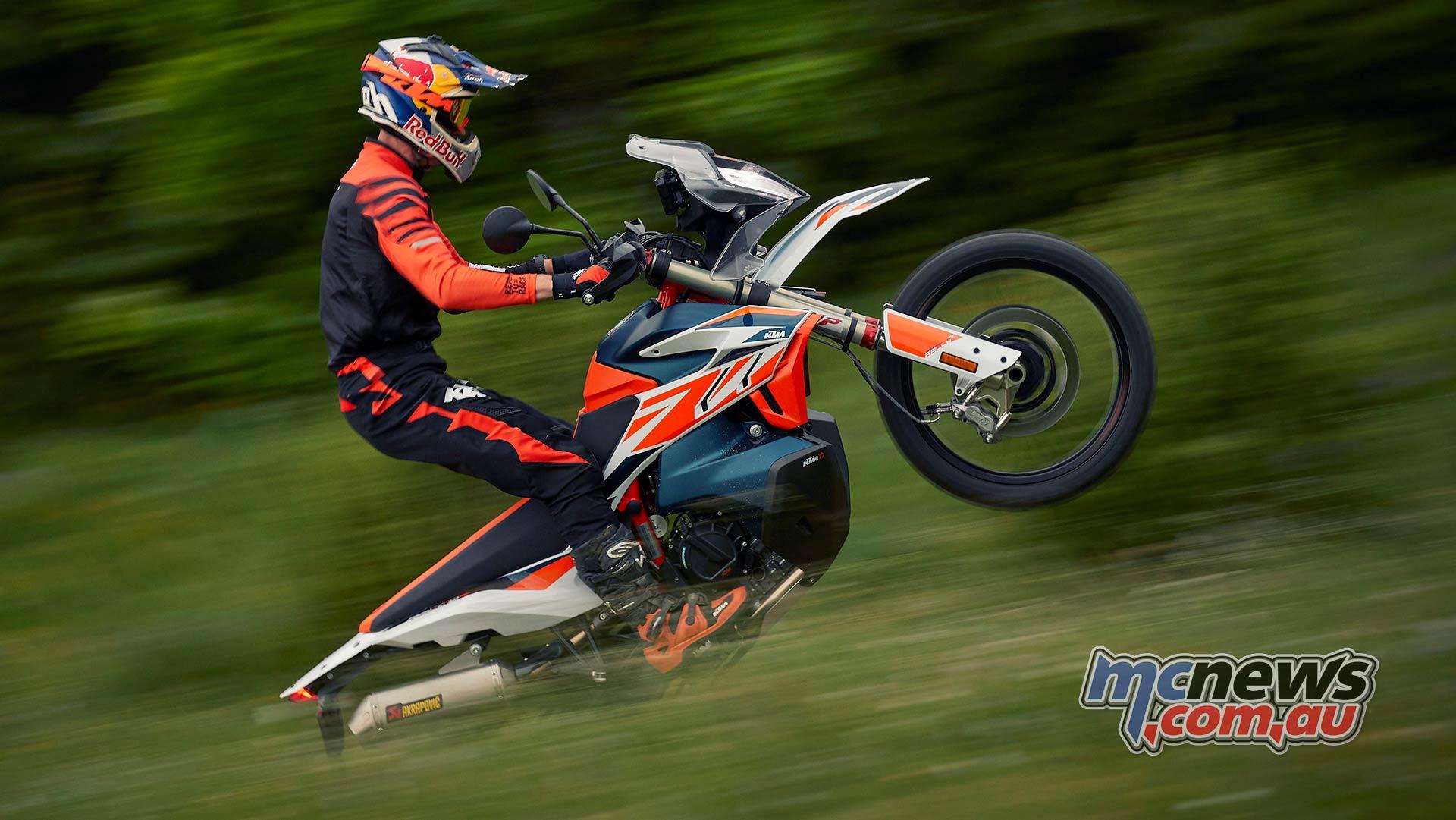 KTM Adventure Rally R