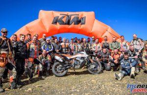 KTM Adventure Rallye Tasmania