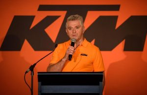 KTM Jeff Leisk