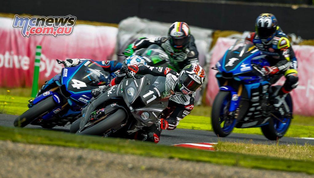 Kawasaki Endurance Suzuka PreTest Pack