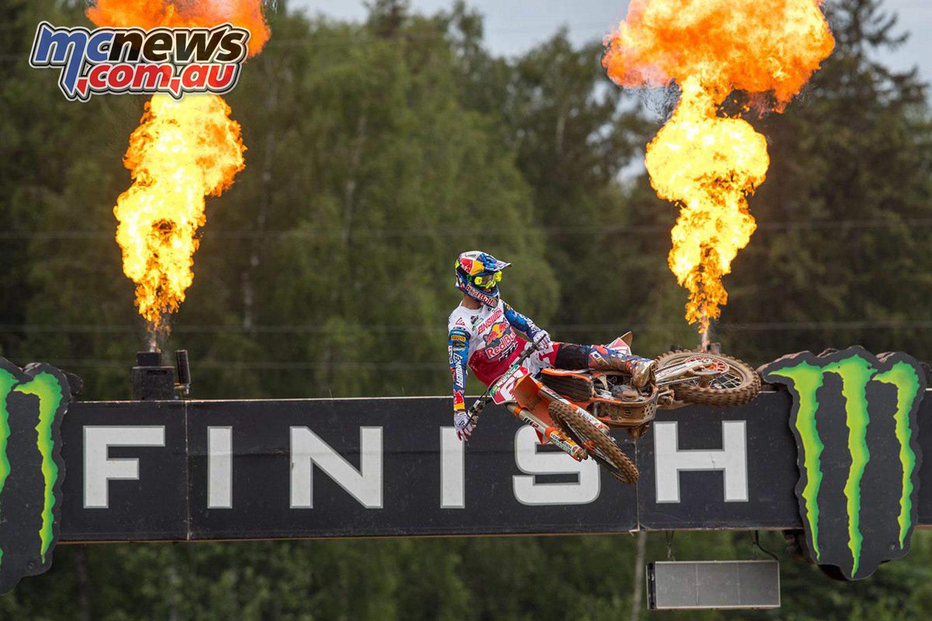 MXGP Latvia Rnd Jorge Prado