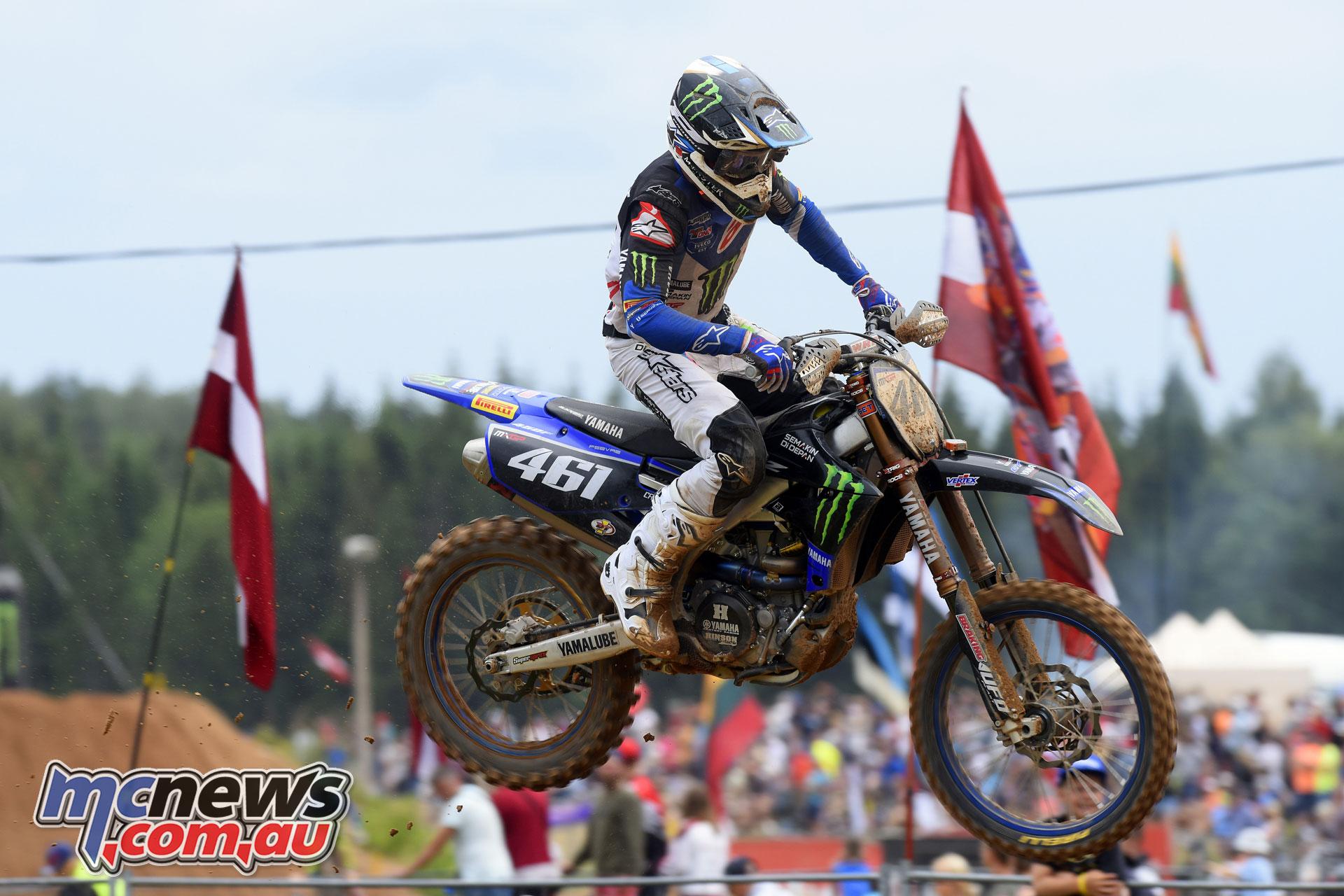 MXGP Latvia Rnd Romain Febvre