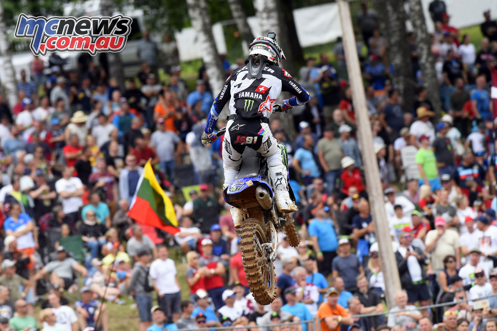 MXGP Latvia Rnd Seewer