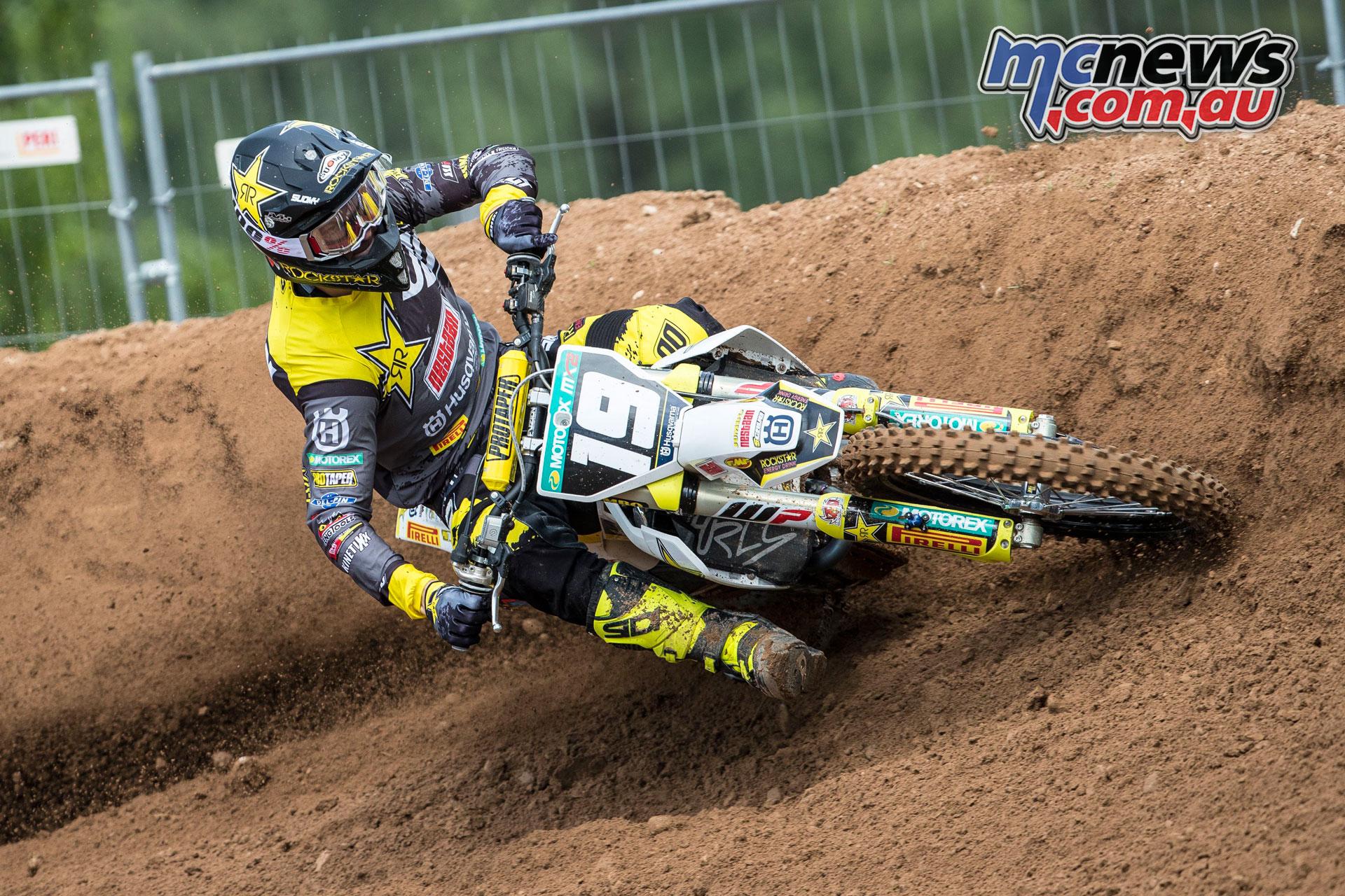 MXGP Latvia Rnd Thomas Kjer Olsen