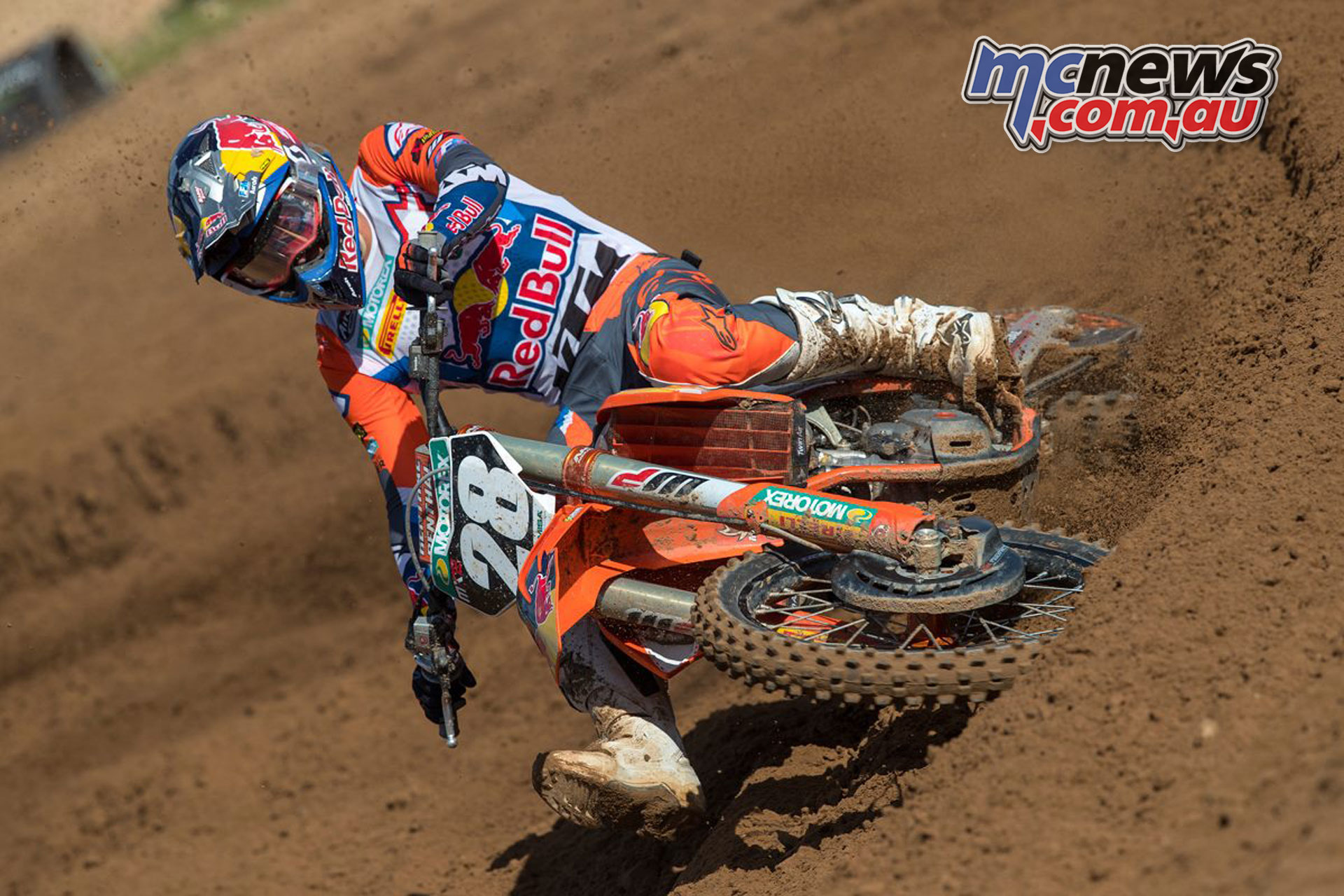 MXGP Latvia Rnd Tom Vialle