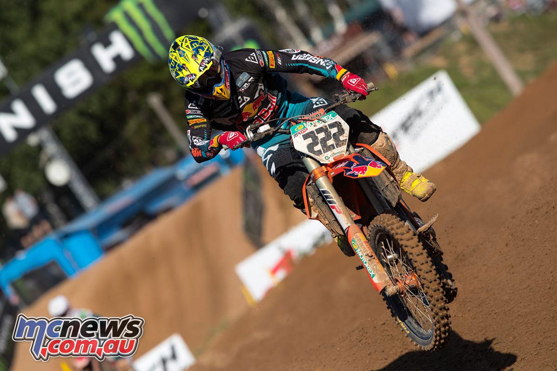 MXGP Latvia Rnd Tony Cairoli
