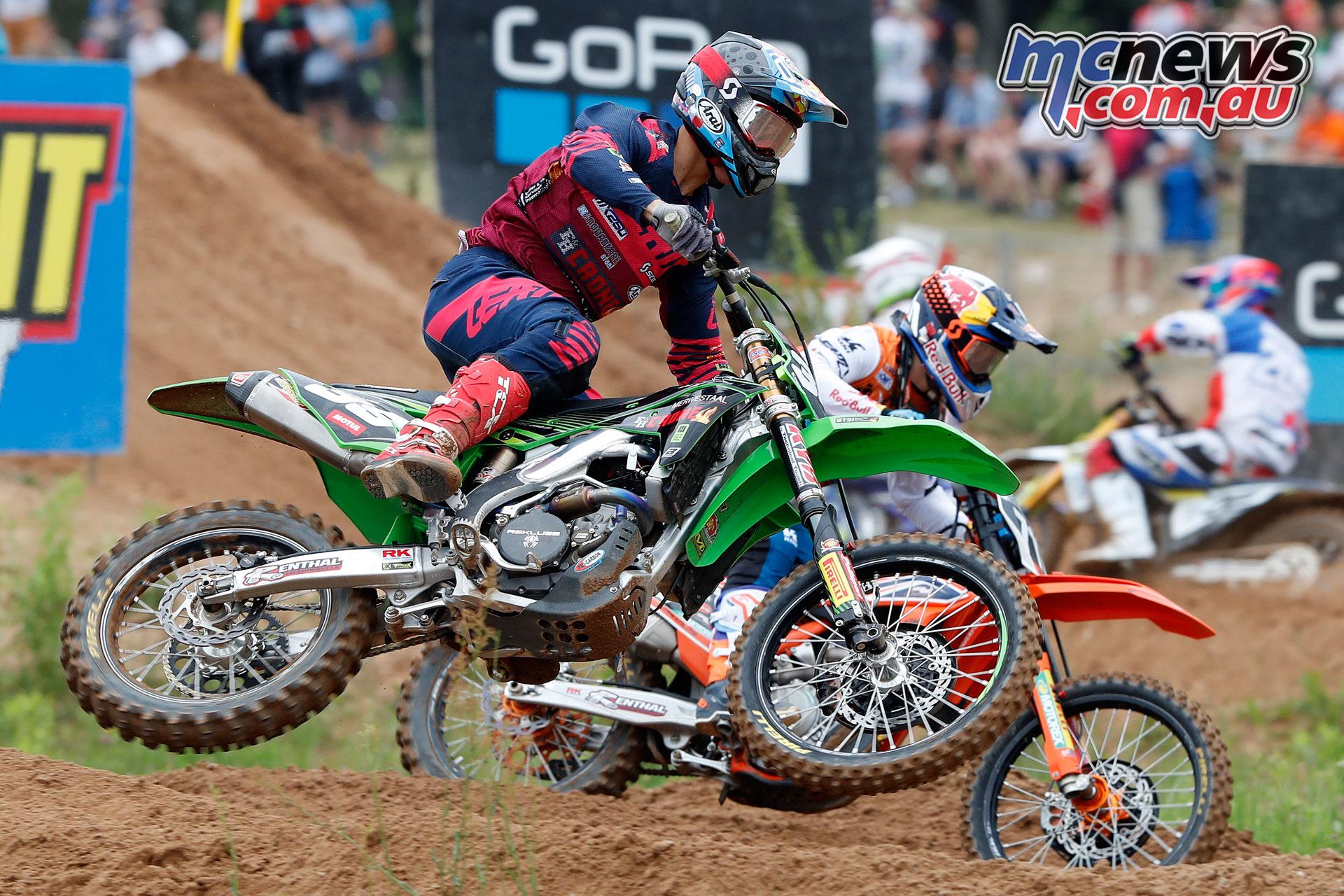 MXGP Latvia Rnd VAN DE MOOSDIJK GP PH
