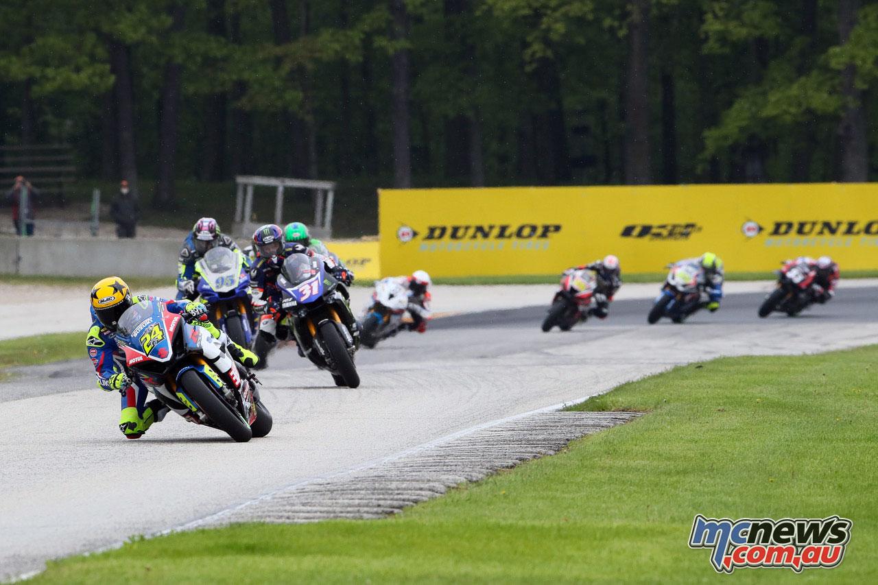 Moto America Road America Sat Toni Elias BJN P