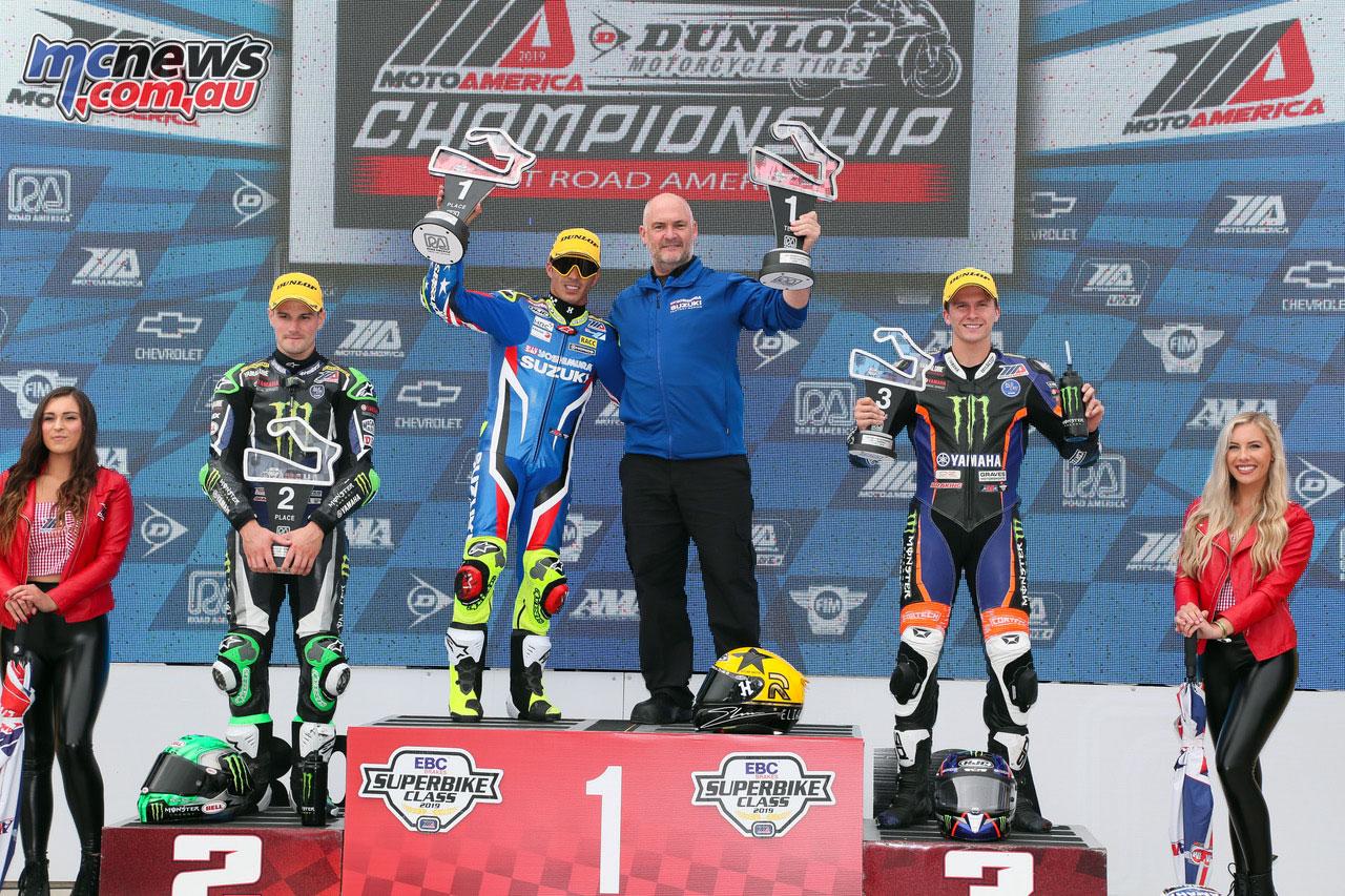 Moto America Road America Sat Toni Elias SBK Sat BJN P