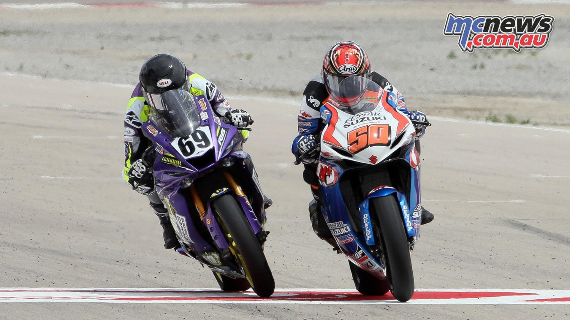 MotoAmerica Utah Rnd STK Bobby Fong BJN P