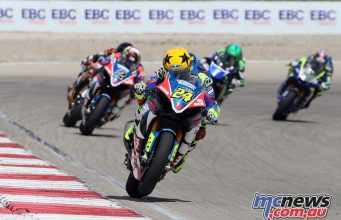 MotoAmerica Utah Rnd Sat Superbike Toni Elias