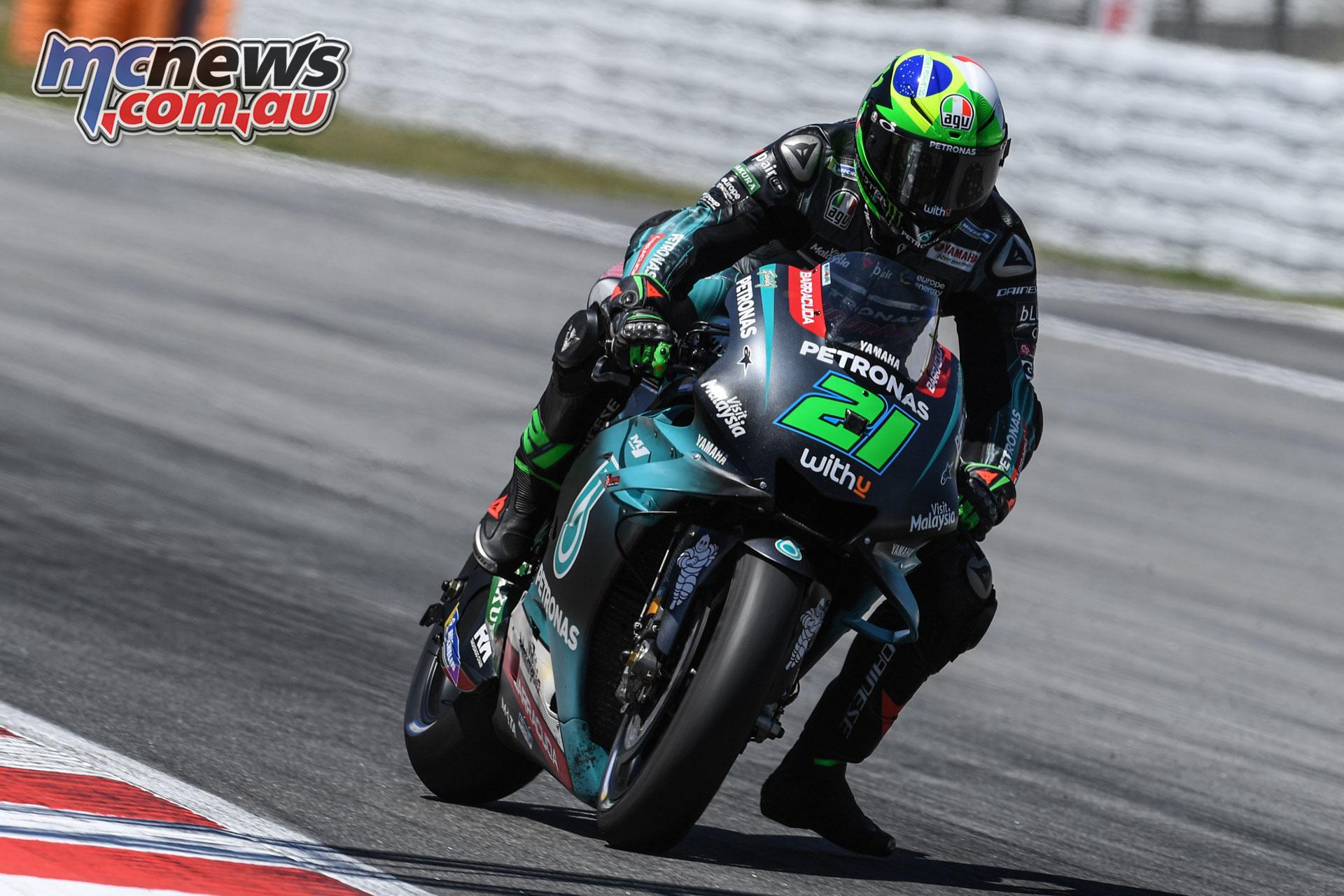 MotoGP Catalunya Test Morbidelli