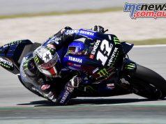 MotoGP Catalunya Test Vinales TIN