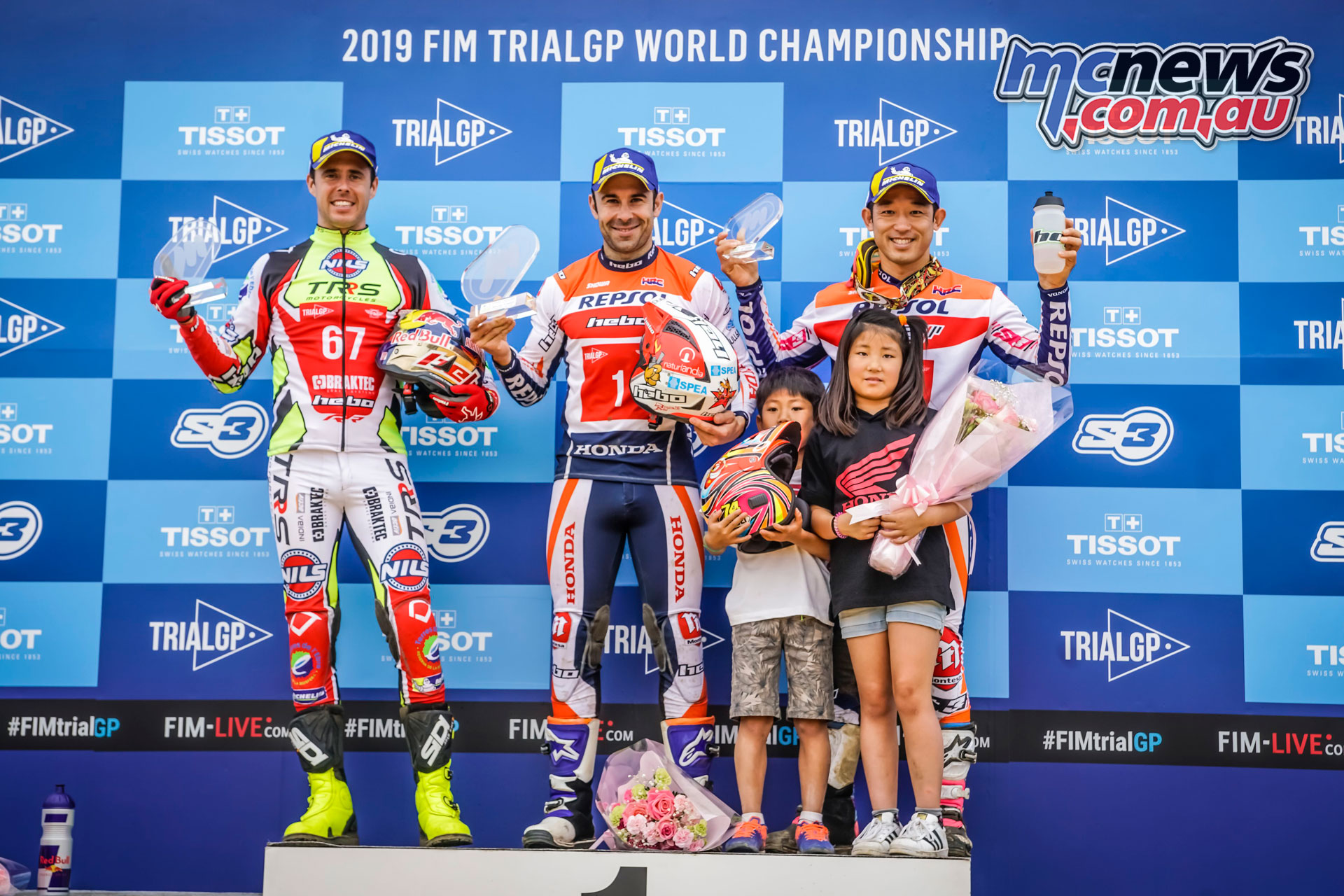 TrialGP R Podium TrialGP ps