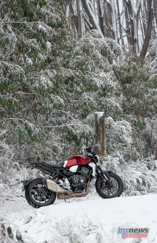 Honda CBR Snow