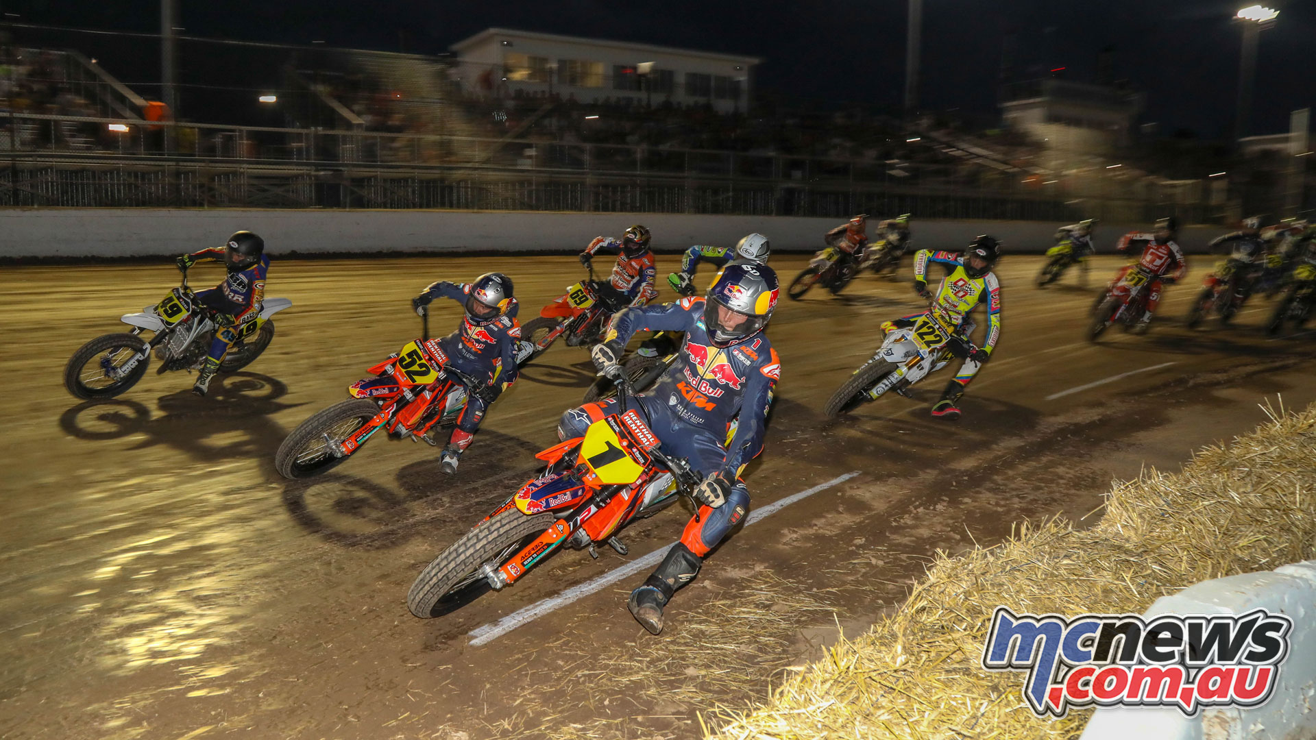 AFT Twins New York Short Track Singles Dan Bromley FA