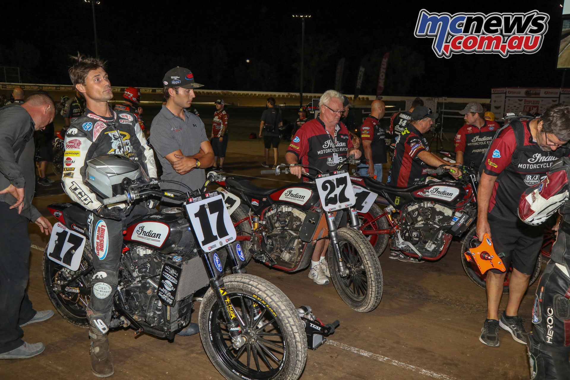 AFT Twins New York Short Track Twins Henry Wiles FA