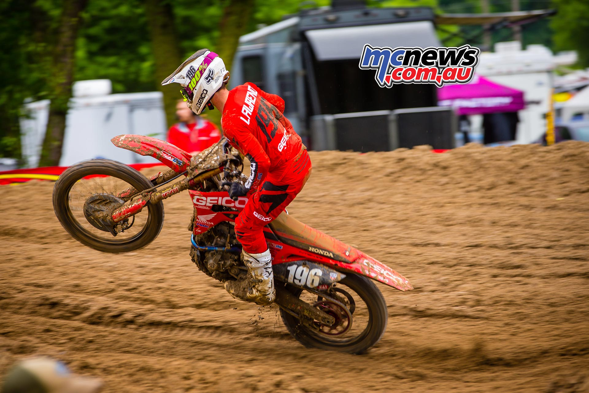 AMA MX Rnd Lawrence JK MX Spring Creek