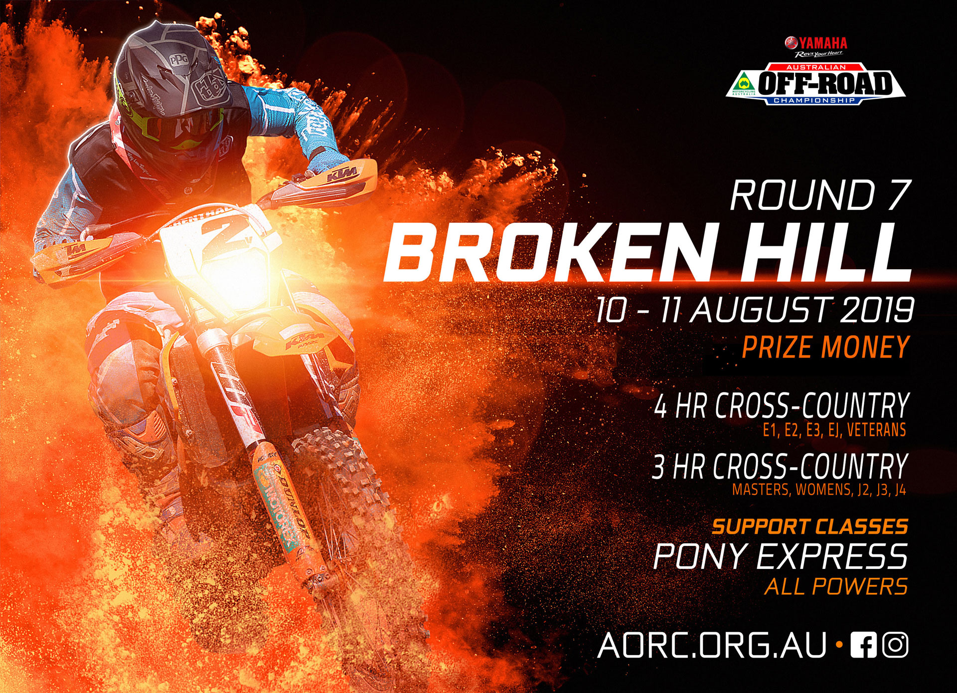 AORC Broken Hill Preview